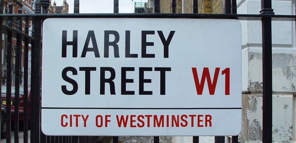 Contact Harley Street Dentist